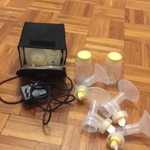 Medela pump in style advanced breast pump